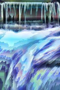 1frozen lake