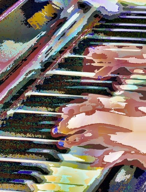 hands-decending-keyboard
