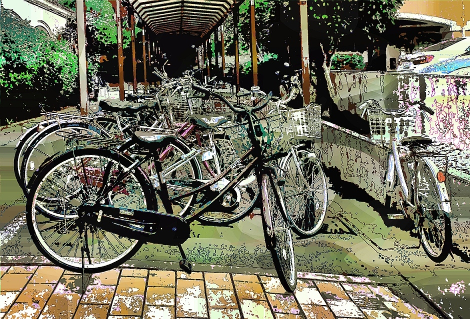 bicycle-park